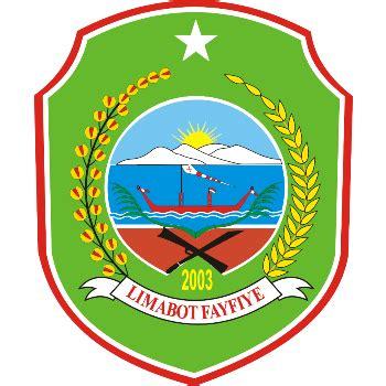 logo kabupaten kota  provinsi maluku utara idezia