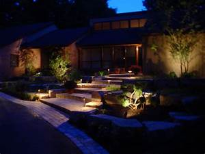 Best patio garden and landscape lighting ideas for