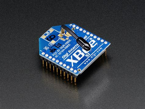 xbee module series 1 1mw with wire antenna xb24 awi