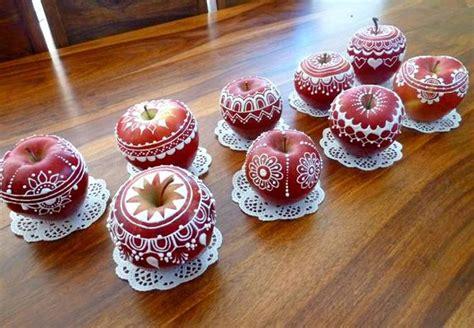 Manzanas Decoradas Dulces Pinterest