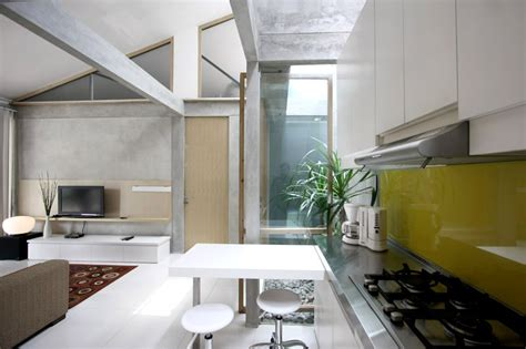 Grey Kitchen Ideas - gallery of grey house sub studio for visionary design 11