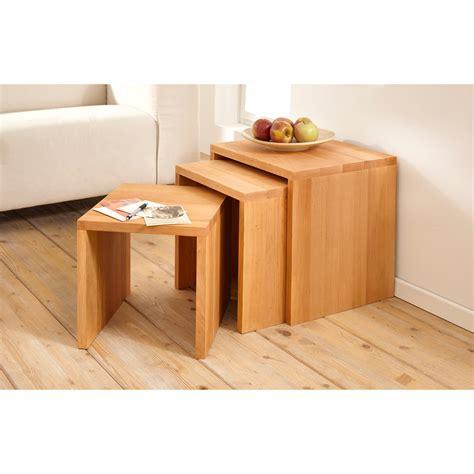 3er Set Tische by Beistelltisch 3er Set