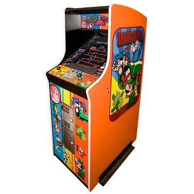 4 Player Arcade Cabinet Australia by Nintendo 80s Arcade Cabinet Gizmodo Australia