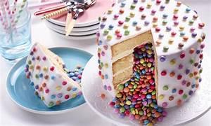 Surprise Inside Cake Rezept Dr Oetker