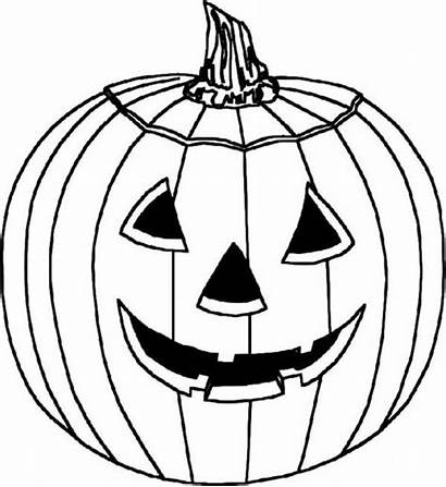 Coloring Pumpkins Hideous Pages