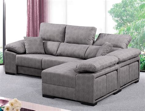 Sofa With Reversible Chaise Lounge Reversible Sectional