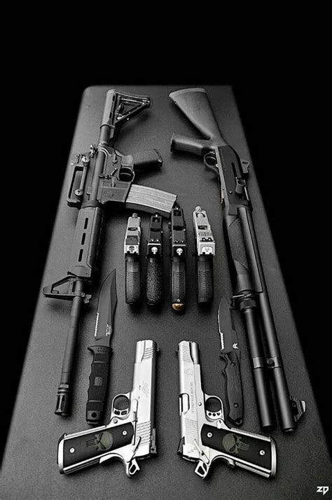 zombie weapons few favorite things