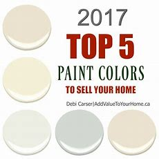 2017 Top 5 Paint Colors To Sell Your Home Find Out What