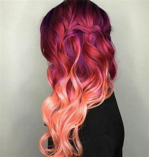 1001 looks r 233 ussis pour des cheveux couleur framboise