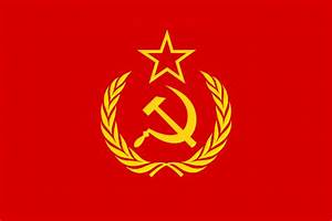 GEOGRAPHY: Flag of the Soviet Union