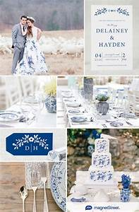 blue and white delft wedding ideas to tell wedding and With delft blue wedding invitations
