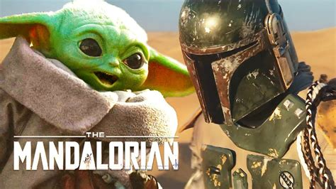 The Mandalorian Season 2 Boba Fett Teaser and Announcement ...