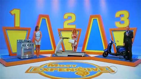 The Price Is Right  Most Expensive  662014 Youtube