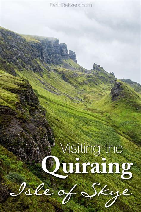 Hiking The Quiraing On The Isle Of Skye European Travels