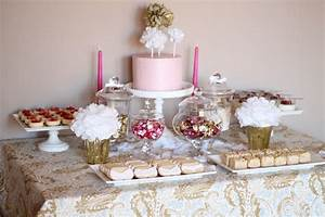 dessert table mairaeds bridal shower falling in sweet With wedding shower dessert table