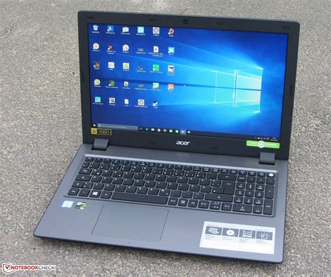 Acer Aspire V5-591g-71k2 Notebook Review