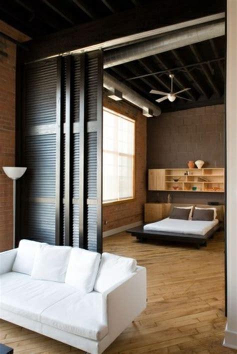 separer chambre en 2 les 25 meilleures idées concernant cloison amovible sur