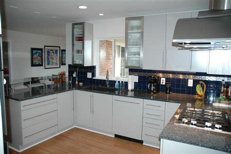 white slab kitchen cabinet doors white slab door cabinets