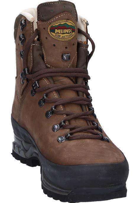 meindl island mfs active brown waterproof trekking boot