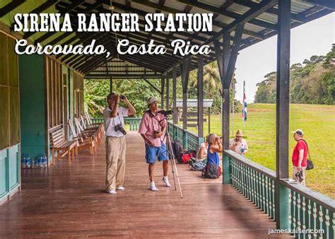 sirena ranger station corcovado costa rica kaiser