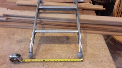 Boat Ladder Screws by Stainless Boarding Ladder A 340 Searay