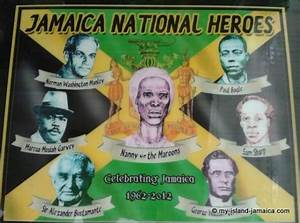 1000+ images about jamaican national heroes on Pinterest ...