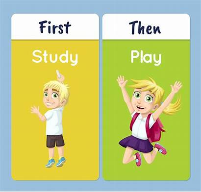 Learning Visuals Children Activity Instructions Engage Then