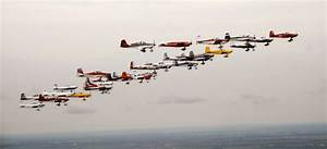 Oshkosh Bound  Cross Country And Formation Flying