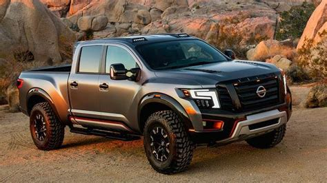 nissan titan warrior  price