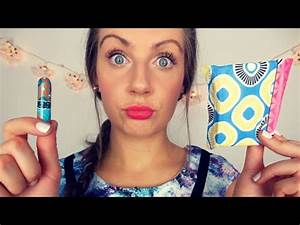 How to Use Tampons TAMPAX Cardboard Applicator: Opening ...