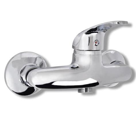Bath Shower Mixer Valve - vidaxl co uk bath mixer shower valve single handle