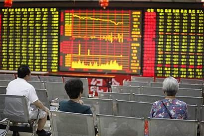 China Market Suggests Bigger Problems Drop