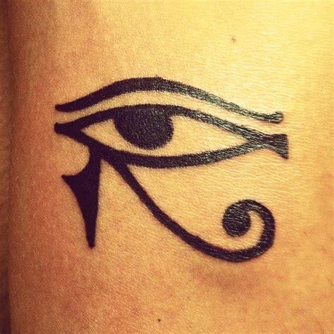 tattoo eye  horus tattoos pinterest