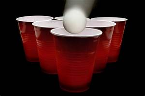 Beer Pong - American Red Party Cups - Beer Pong