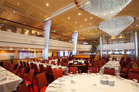 Flexible Versus Traditional Dining  Cruise Critic