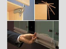 Crafty Concealed Cabinet Door Hinges & Hinge Systems