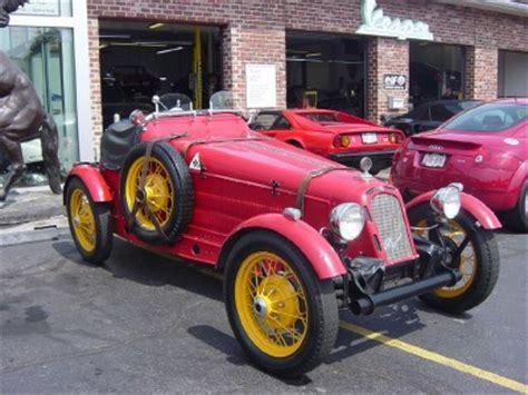 1931 Alfa Romeo Kit Car by Price 14 995