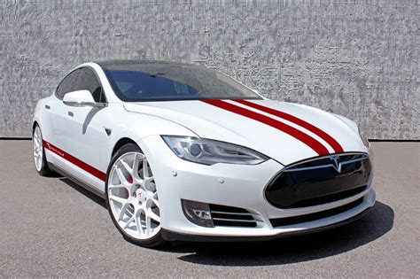 Expensive Model by The Most Expensive Tesla Model S At 2014 La Auto Show