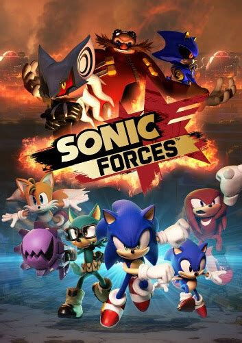 sonic forces   full pc game latest version