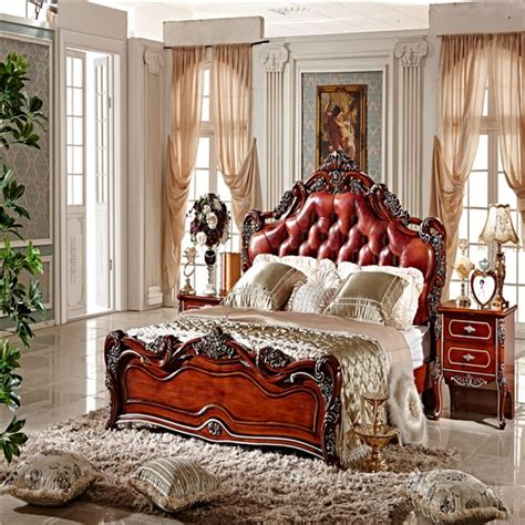 buy wholesale hand carved bed  china hand