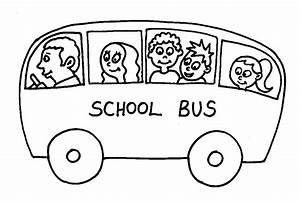 School Bus Outline - Cliparts.co