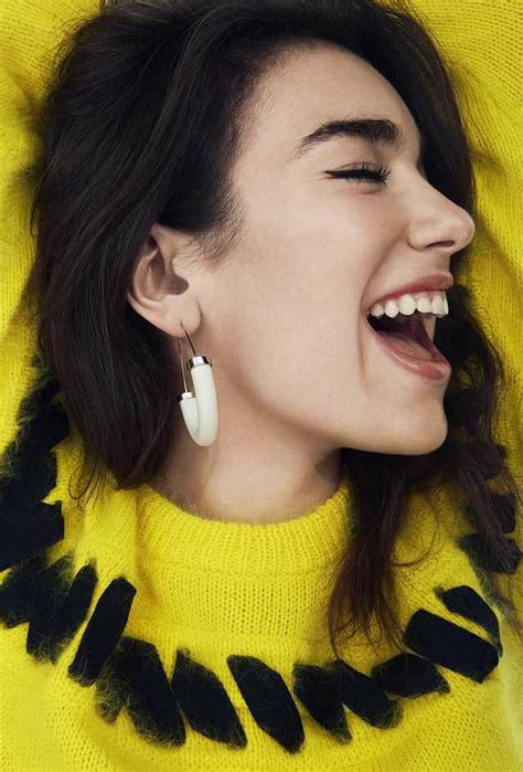 Dua Lipa photographed by Easton and Roso for InStyle ...