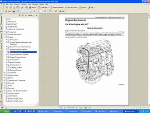 Suzuki Vitara And Grand Vitara Workshop Manuals