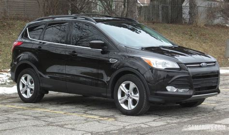 ford escape engines fuel economy wd system