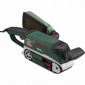 ponceuse a bande filaire bosch pbs 75a 710 w leroy merlin With ponceuse parquet leroy merlin