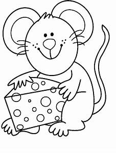 Kids-n-fun.com | 23 coloring pages of Mice