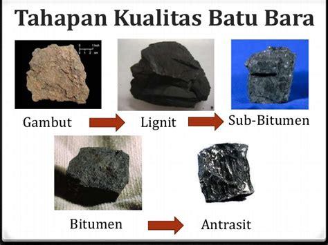 batu antrasit sumber sumber energi