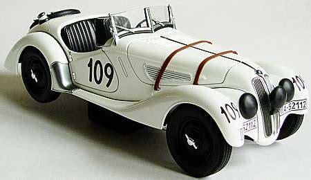 Bmw 328 Cabrio Mille Miglia 1938  Detailansicht Artikel