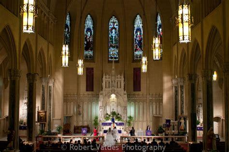 st patrick church san francisco wedding  san