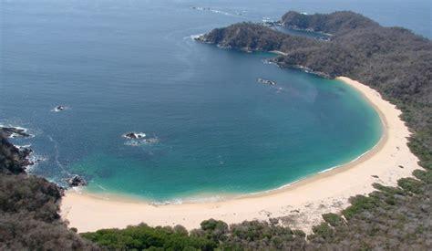 Playas of Oaxaca - Chachacual
